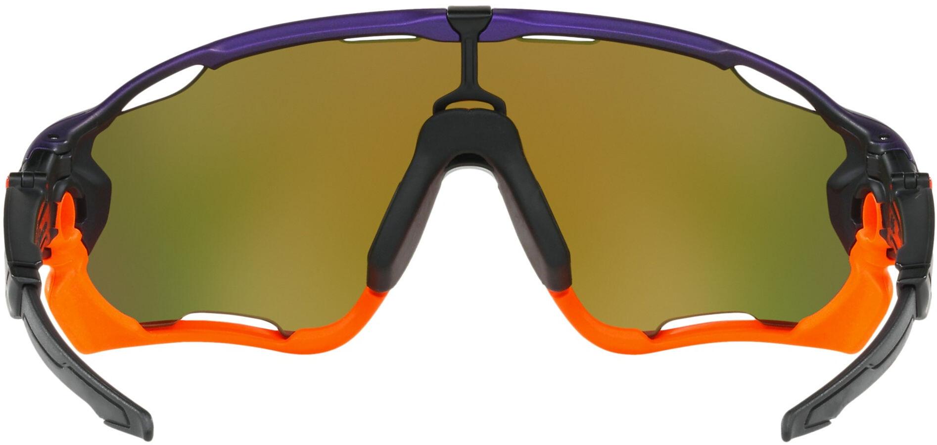Oakley Jawbreaker Sykkelbriller Orange Svart   Gode tilbud hos ... 4fb1c3623c